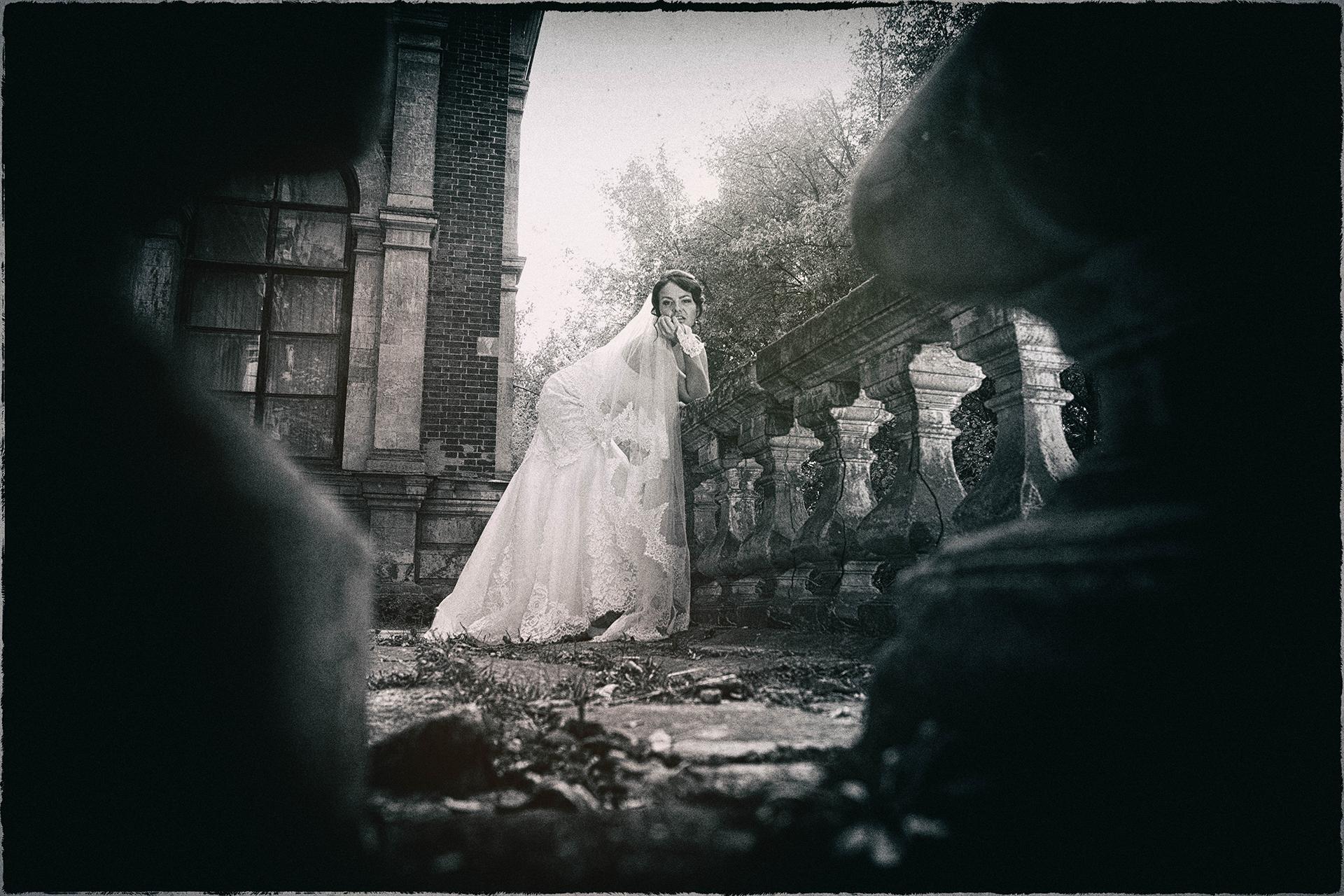 Свадьбы фото черно белые
