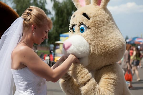 Фотограф на Белорусской