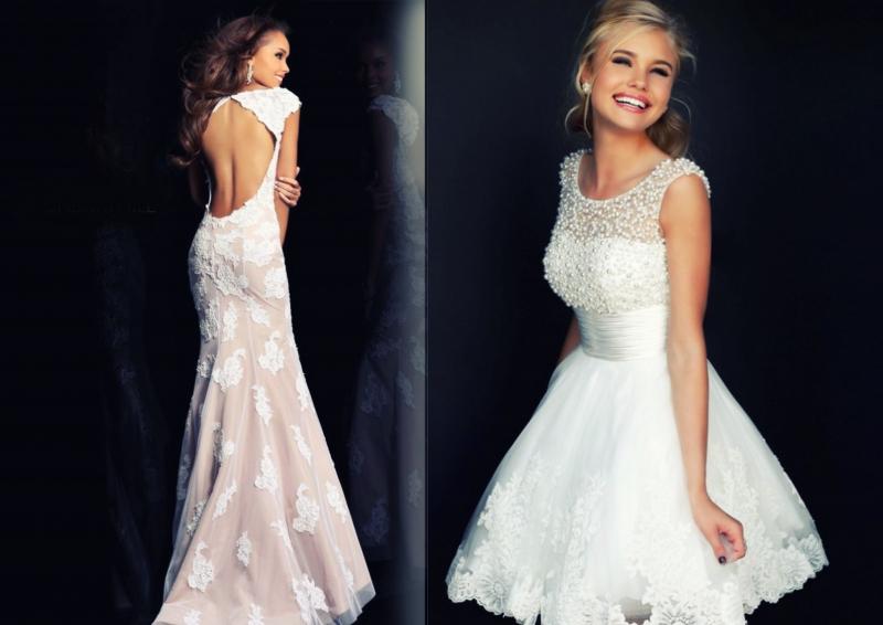 Как выбрать платье на выпускной вечер?
