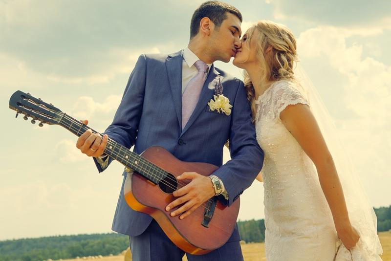 Сюжетные свадебные клипы