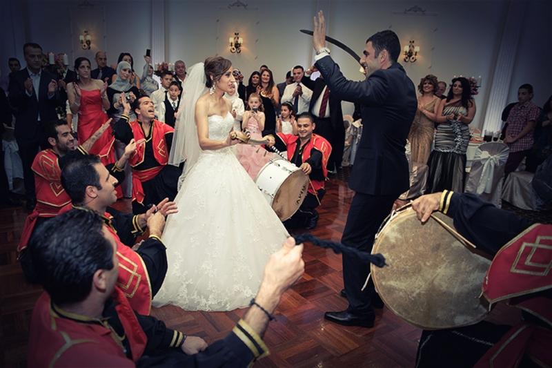Свадебные обычаи Турции
