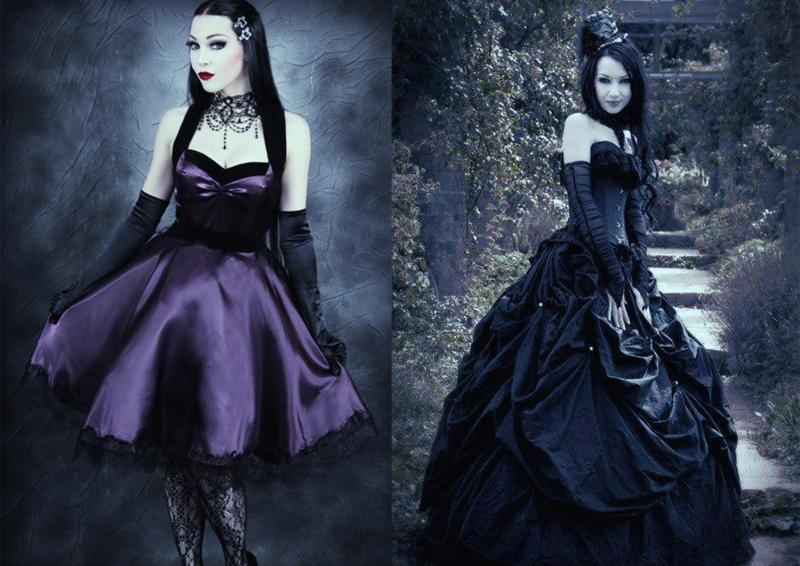 Свадьба в стиле Вампиров